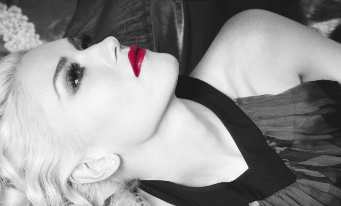 Gwen Stefani for InStyle (2011) photo shoot by Michelangelo Di B