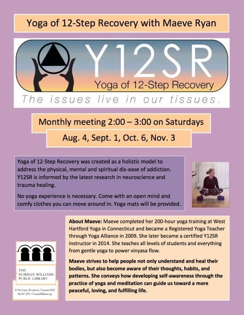 Y12SR Poster